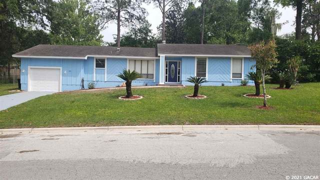 531 NW 98 Street, Gainesville, FL 32607 (MLS #443370) :: The Curlings Group