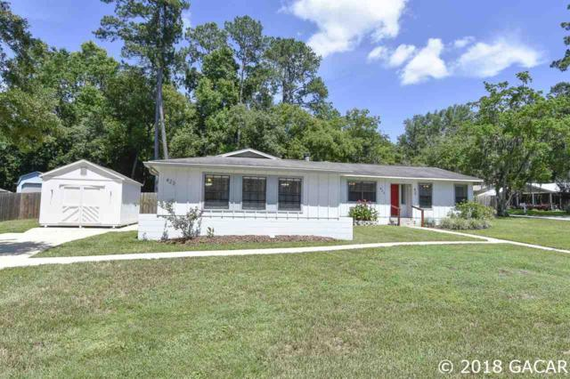 423 NW 102 Terrace, Gainesville, FL 32607 (MLS #410919) :: Bosshardt Realty