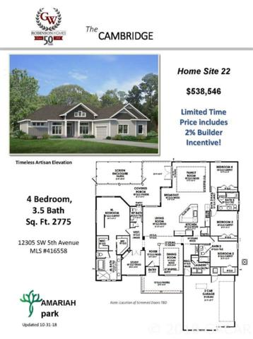 12305 SW 5th Avenue, Newberry, FL 32669 (MLS #416558) :: OurTown Group