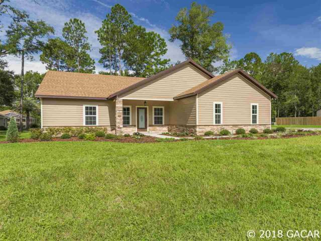 22641 NW 192nd Lane, High Springs, FL 32643 (MLS #417553) :: Bosshardt Realty