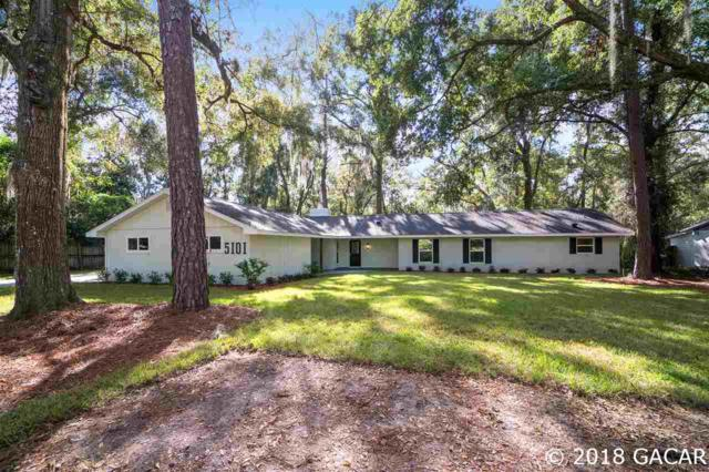 5101 NW 4th Place, Gainesville, FL 32607 (MLS #420135) :: Florida Homes Realty & Mortgage
