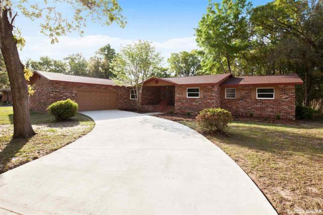 3741 NW 17th Lane, Gainesville, FL 32605 (MLS #423291) :: OurTown Group