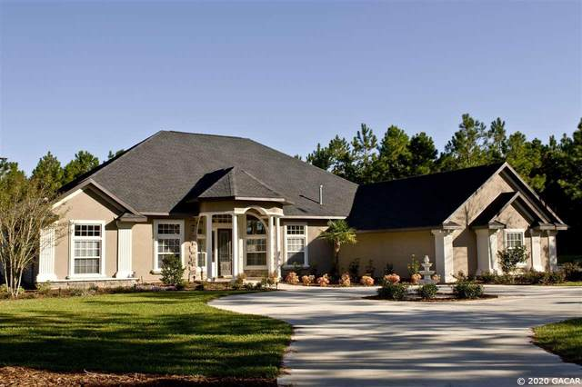 15428 NW 48th Place, Alachua, FL 32615 (MLS #432950) :: Better Homes & Gardens Real Estate Thomas Group
