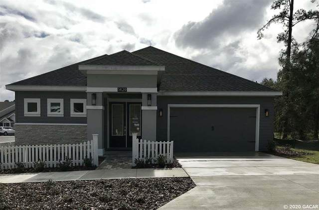 1429 NW 132nd Boulevard, Newberry, FL 32669 (MLS #436622) :: The Curlings Group
