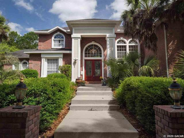 2209 NW 135 Terrace, Gainesville, FL 32606 (MLS #439010) :: Rabell Realty Group