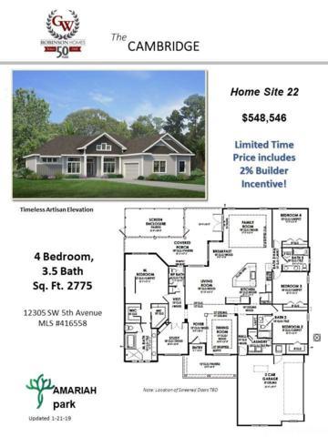 12305 SW 5th Avenue, Newberry, FL 32669 (MLS #416558) :: Pepine Realty