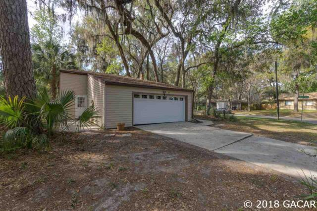 1111 SW 19th Place, Gainesville, FL 32601 (MLS #412759) :: Florida Homes Realty & Mortgage