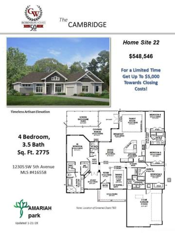 12305 SW 5th Avenue, Newberry, FL 32669 (MLS #416558) :: Rabell Realty Group