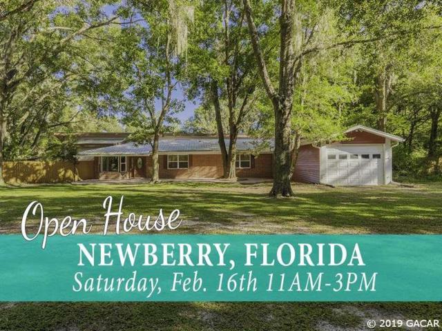 2601 SW 186 Street, Newberry, FL 32669 (MLS #420744) :: OurTown Group