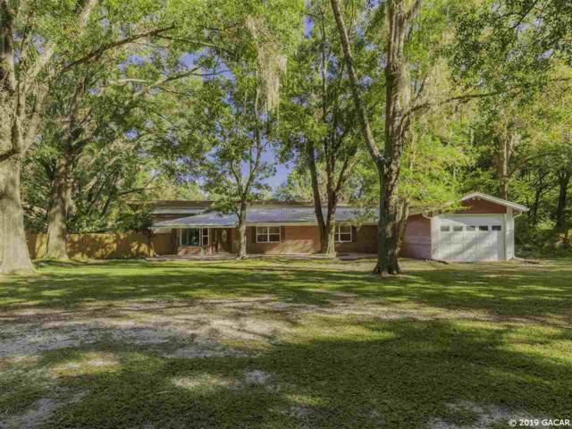 2601 SW 186 Street, Newberry, FL 32669 (MLS #420744) :: Florida Homes Realty & Mortgage