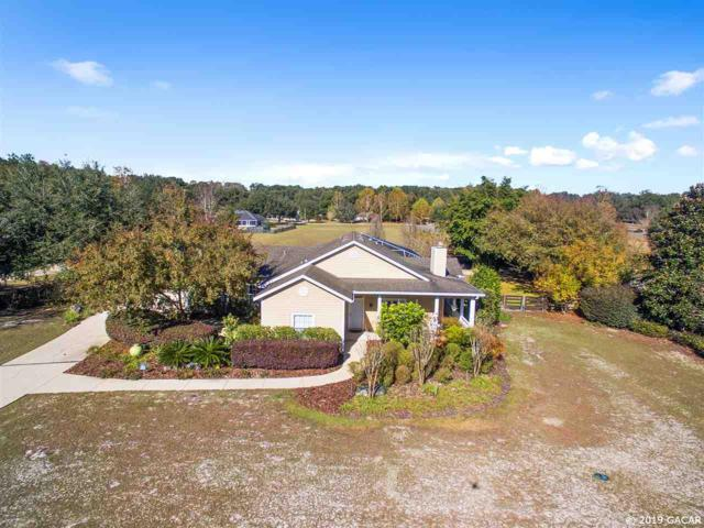 20976 NW 166th Place, High Springs, FL 32643 (MLS #421265) :: Bosshardt Realty