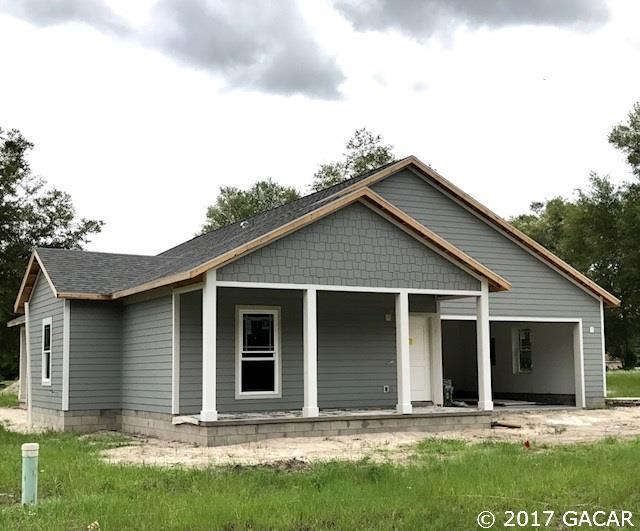 20107 NW 249th Street, High Springs, FL 32643 (MLS #406191) :: Thomas Group Realty