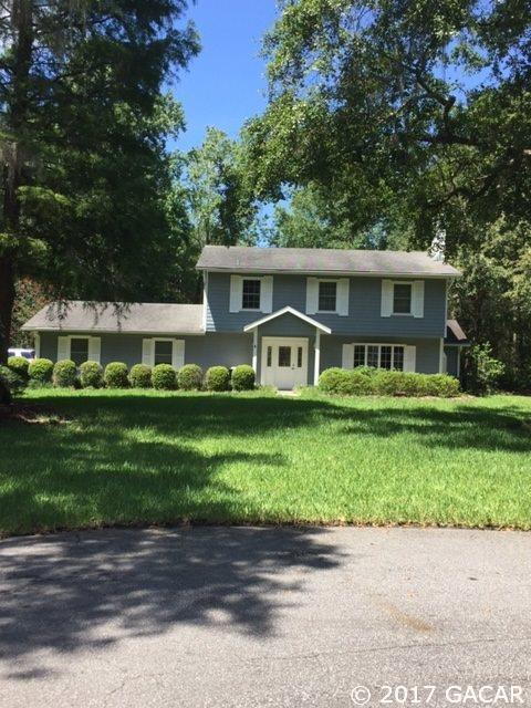 9523 NW 63rd Place, Gainesville, FL 32653 (MLS #406372) :: Thomas Group Realty