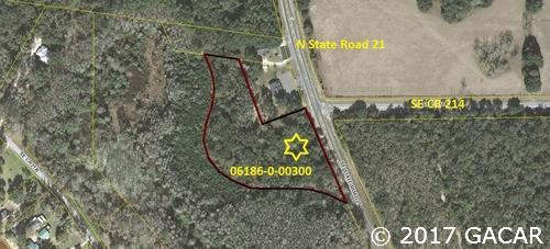 TBD N State Road 21, Melrose, FL 32666 (MLS #407076) :: Florida Homes Realty & Mortgage