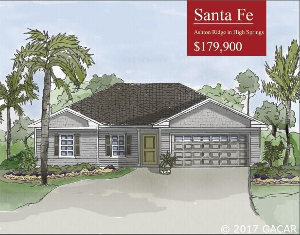 20440 NW 249TH Way, High Springs, FL 32643 (MLS #407239) :: Thomas Group Realty