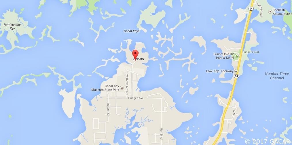 00 Rye Key Drive, Cedar Key, FL 32625 (MLS #407440) :: Florida ... Cedar Keys Florida Map on