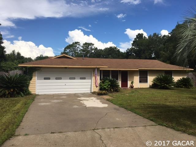 1812 SW 74th Terrace, Gainesville, FL 32607 (MLS #407819) :: Thomas Group Realty