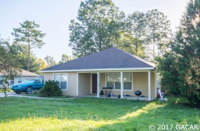 123 NE 45TH Terrace, Gainesville, FL 32641 (MLS #408584) :: Bosshardt Realty
