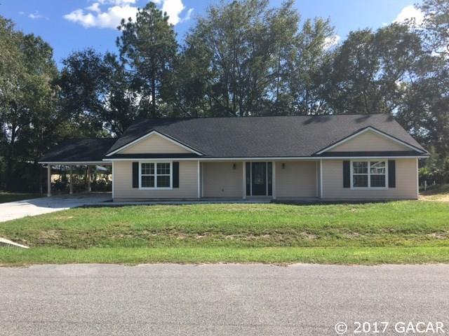 15105 SW 94th Circle, Lake Butler, FL 32054 (MLS #409087) :: Thomas Group Realty