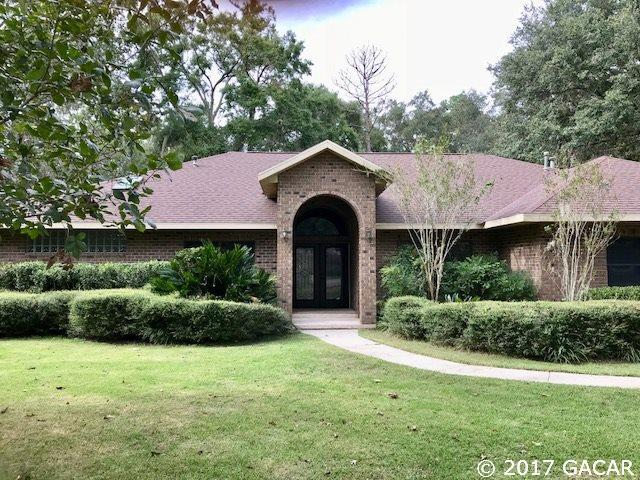 5848 NW 45th Drive Drive, Gainesville, FL 32653 (MLS #409346) :: Florida Homes Realty & Mortgage