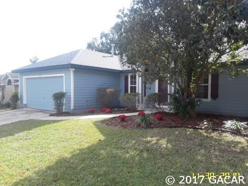 7721 SW 49th Place, Gainesville, FL 32608 (MLS #410278) :: Florida Homes Realty & Mortgage
