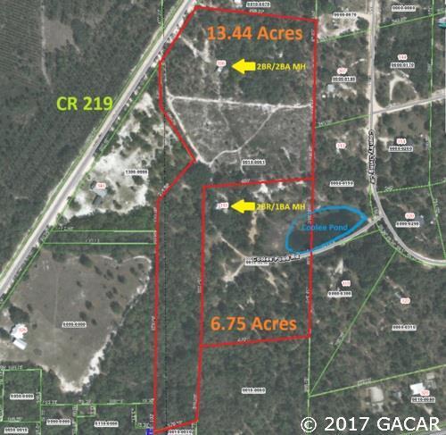 556 County Roar 219, Melrose, FL 32666 (MLS #410413) :: Thomas Group Realty