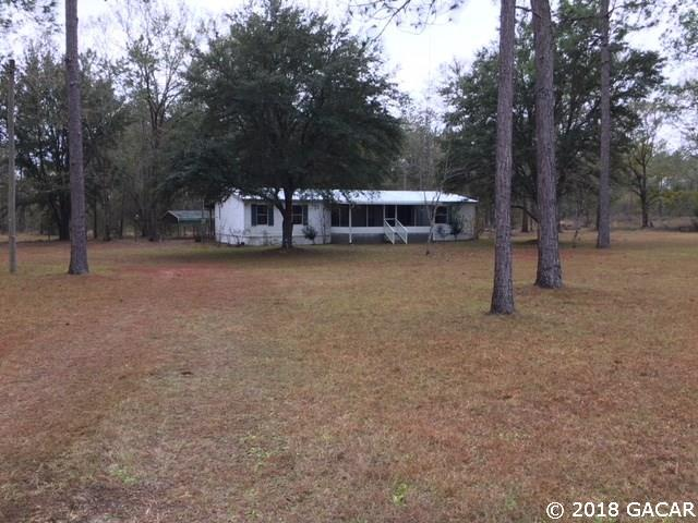 12794 SW 83rd Trail, Lake Butler, FL 32054 (MLS #410986) :: Bosshardt Realty