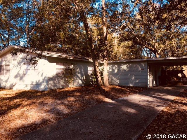2025 NE 17TH Terrace, Gainesville, FL 32609 (MLS #411139) :: Florida Homes Realty & Mortgage
