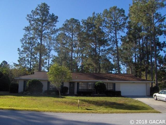 6021 NW 116TH Place, Alachua, FL 32615 (MLS #411418) :: Thomas Group Realty