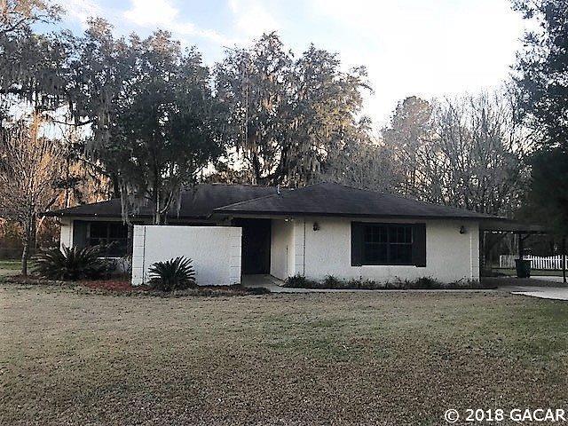 13817 NW 112TH Avenue, Alachua, FL 32615 (MLS #411559) :: Bosshardt Realty