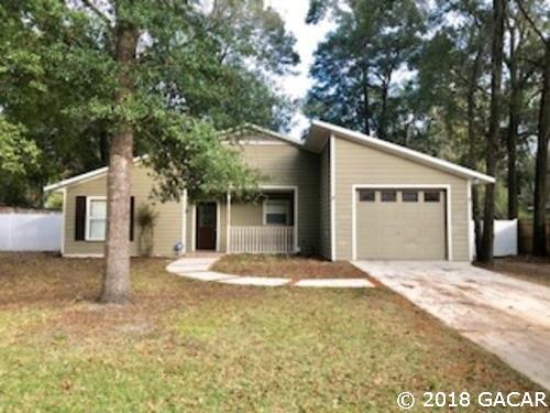 2301 SW 72nd Terrace, Gainesville, FL 32607 (MLS #411633) :: Florida Homes Realty & Mortgage