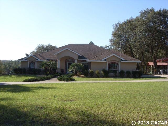 935 SE 46th Loop, Keystone Heights, FL 32656 (MLS #412114) :: Bosshardt Realty