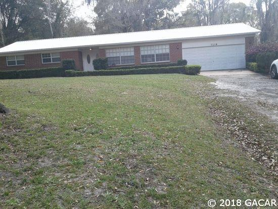 7219 NW 39th Avenue, Gainesville, FL 32606 (MLS #412119) :: Bosshardt Realty