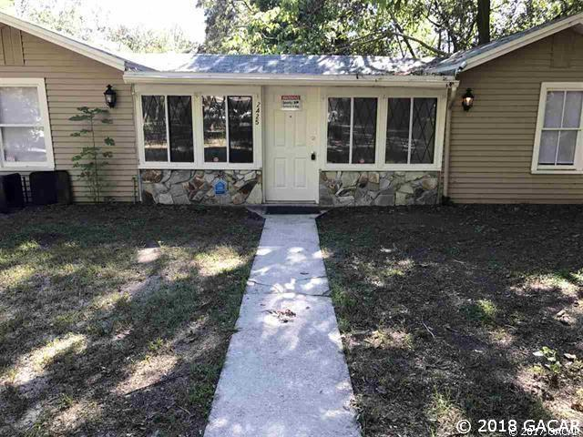 2425 SE 10TH Avenue, Gainesville, FL 32641 (MLS #412121) :: Bosshardt Realty