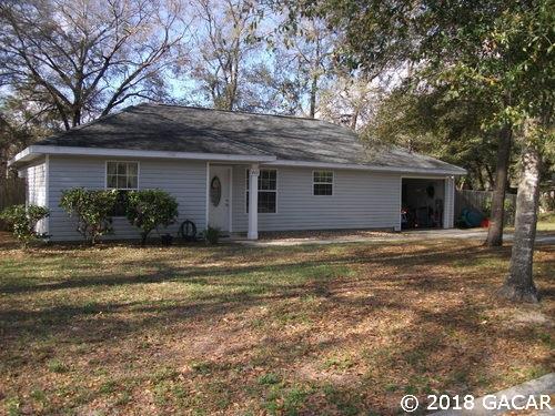 611 SW Jasmine Avenue, Keystone Heights, FL 32656 (MLS #412330) :: Pepine Realty