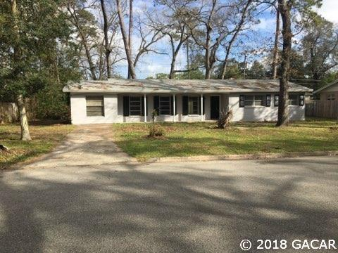 3504 NW 7th Place, Gainesville, FL 32607 (MLS #412597) :: Thomas Group Realty