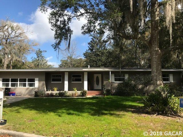 3700 NW 16TH Place, Gainesville, FL 32605 (MLS #412620) :: Florida Homes Realty & Mortgage