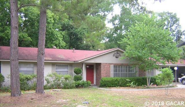 2002 NW 57TH Terrace, Gainesville, FL 32605 (MLS #412758) :: Florida Homes Realty & Mortgage