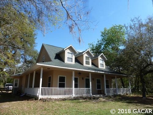 214 Vause Lake Rd, Hawthorne, FL 32640 (MLS #412840) :: Florida Homes Realty & Mortgage