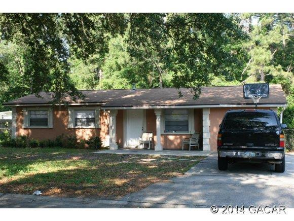 3826 NE 11th Terrace, Gainesville, FL 32609 (MLS #412976) :: Florida Homes Realty & Mortgage