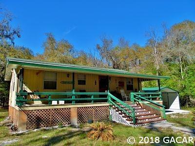 1890 NE 127TH Lane, Branford, FL 32008 (MLS #413149) :: Florida Homes Realty & Mortgage