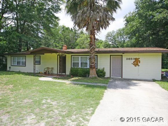 3650 NW 34TH Street, Gainesville, FL 32605 (MLS #413906) :: Bosshardt Realty