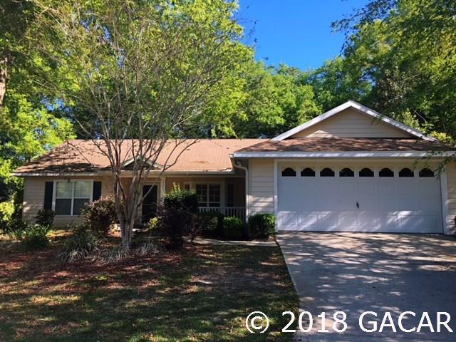 8302 SW 66th Lane, Gainesville, FL 32608 (MLS #414308) :: Thomas Group Realty