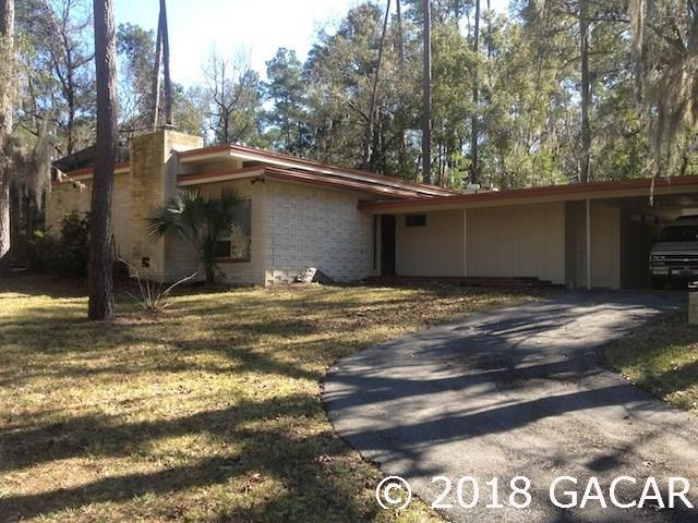 1015 NW 22ND Street, Gainesville, FL 32605 (MLS #414565) :: OurTown Group