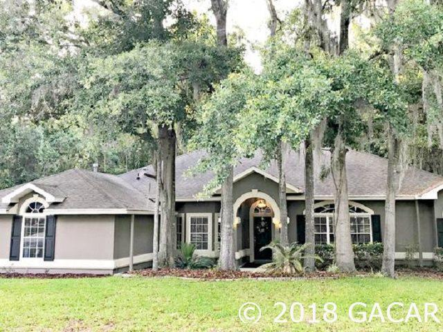 10302 NW 13th Lane, Gainesville, FL 32606 (MLS #414913) :: Thomas Group Realty