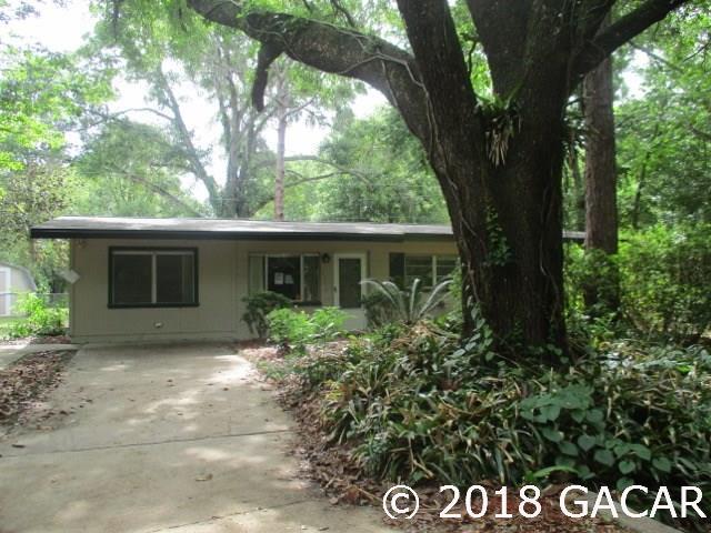4235 NW 21st Drive, Gainesville, FL 32605 (MLS #415189) :: Pristine Properties