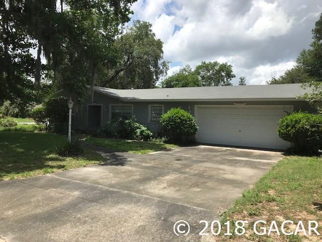 4006 NW 36th Terrace, Gainesville, FL 32605 (MLS #415242) :: Thomas Group Realty