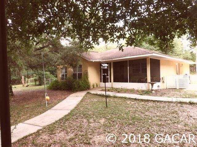 5592 County Road 352, Keystone Heights, FL 32656 (MLS #415739) :: OurTown Group