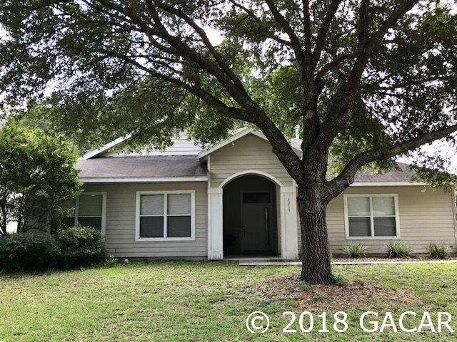 4213 NW 34th Drive, Gainesville, FL 32605 (MLS #415859) :: Thomas Group Realty