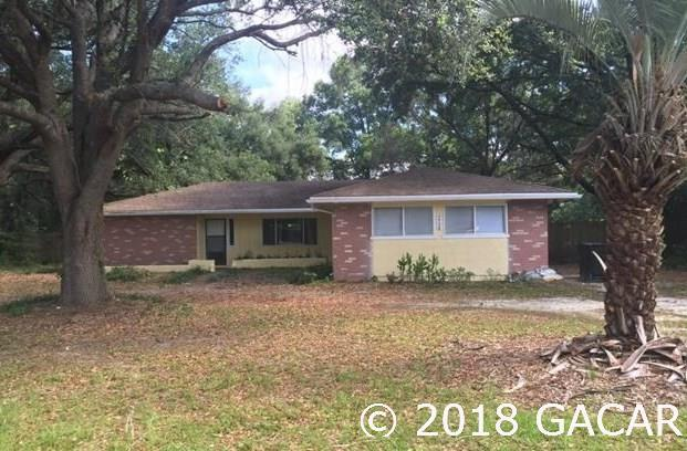 7724 SW 70th Avenue, Gainesville, FL 32608 (MLS #416932) :: Florida Homes Realty & Mortgage